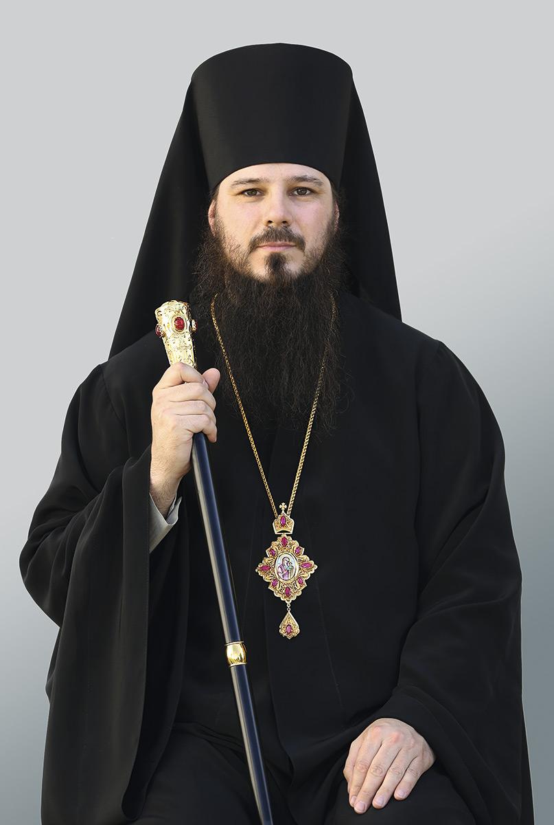 Правящий архиерей Тольяттинской епархии — Преосвященный Нестор, епископ Тольяттинский и Жигулёвский